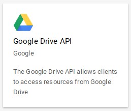 gdrive backups with service accounts